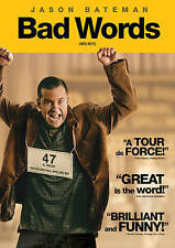 Bad Words (DVD, 2014, Canadian, FRENCH INCLUDED)