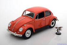 1:18 Greelight VW Beetle Gremlins 1967 orange with Gizmo