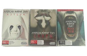 American Horror Story The Complete Series DVD Set Seasons 2  3  4