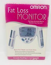 OMRON HBF-306 Electric Fat Loss BMI Monitor Analyzer With Box & Manual