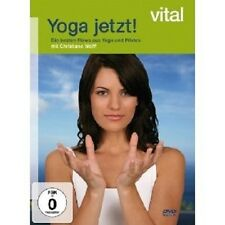 YOGA JETZT! DVD NEU