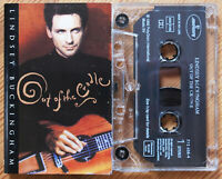 LINDSEY BUCKINGHAM - OUT OF THE CRADLE (MERCURY 5126584) 1992 EUROPE CASSETTE