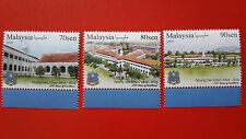 2016 Malaysia 200th Anniversary Of Penang Free School - Stamp Set