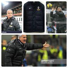 Nike Juventus FC 2008 Team Player Issued All Weather Parka Jacket Mens Medium