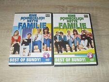 Best Of Bundy! - Volume 1 + 2 ----- 2 DVD`s  --- Eine Schrecklich nette Familie