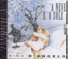 NINO D'ANGELO 'A NEVE E 'O SOLE - CD