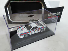 HPI 1/43 Lancia 037 Rally Martini Gr.B Röhrl 1st Winner Monte Carlo 1983 OVP 957