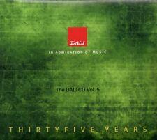 DALI CD Vol. 5 audiophile Test Demo CD (streng limitiert)