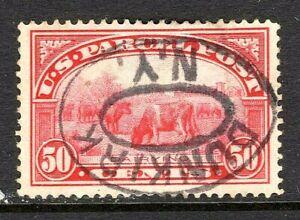 [DZ]   US #Q6  Used   1913...50c PARCEL POST...Free Shipping!