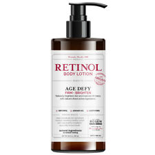 Rosen Apothecary Anti-Aging Retinol Body Lotion - Age Defy - Body Firms & Bright
