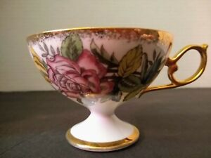 Rose China Cup