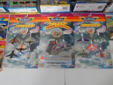Micro machines Gliders & Power Launcher Lot Galoob 1989 1990