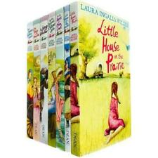 Little House on the Prairie Book Series 7 Books Collection Set by Laura Ingalls