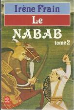 IRENE FRAIN LE NABAB TOME 2