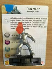 "Marvel HeroClix ""10th Anniversary"" #12 Iron Man"