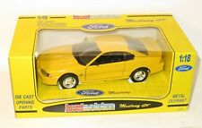 1/18 Revell / Jouef Evolution  Ford Mustang GT 94 Coupe - Yellow