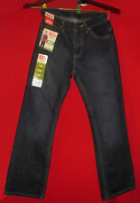 New with Tag Wrangler Five Star Boot Relaxed Seat & Thigh Youth Jeans 12 Regular
