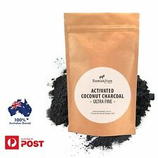 Activated Charcoal Powder  Carbon Powder Food Grade Teeth Whitening Whitener