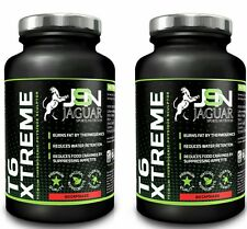X2 TUBS T6 Xtreme - No.1 Thermogenic Fat Burner - Intense Weight Loss - FREE P&P