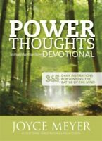 Power Thoughts Devotional 365 daily inspirations for winning th... 9781444750010