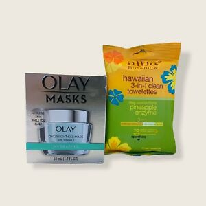 Olay Overnight Gel Mask with Vitamin E Hydrates While You Sleep