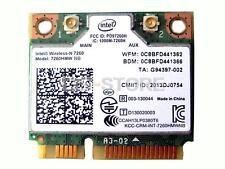 Intel Dual Band Wireless-N 7260 7260HMW NB WLAN WiFi Card Half Mini PCIe Module