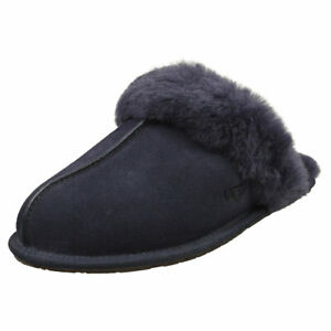 UGG Scuffette 2 Womens Starry Night Suede Slippers Shoes