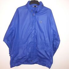 lacoste Blue Trench XXL Coat RRP £290 MAC