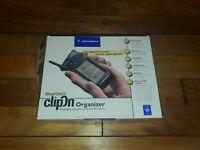 Motorola StarTAC ClipOn Organizer, vintage