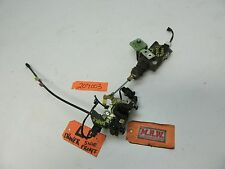 96-99 SABLE TAURUS LEFT DRIVER FRONT DOOR LATCH LOCK ACTUATOR WIRE  LF LH L PLUG