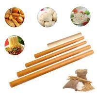 5 Sizes Wooden French Rolling Pin Fondant Cookies Cake Dough Pastry Tool Ro G7I5