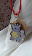 Pokemon diffuser necklace, kids diffuser, aromatherapy, diffuser, Wartortle, 478