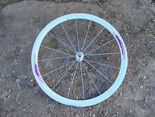 RARE Campagnolo Shamal 16-TRACK ETRTO 632 x 19.5 FRONT WHEEL MADE IN ITALY