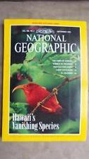 September National Geographic Travel & Exploration Magazines