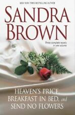 Sandra Brown: Three Complete Novels in One Volume: Heaven's Price