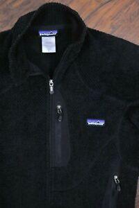 Patagonia R2 Fleece Jacket Black Men's Medium M