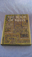 The Book of Kells 1974 1st US Edition Repro from the Manuscript Trinity HB DJ