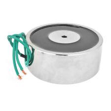 120kg/265lb Holding Electromagnet Solenoid Lift Electric Lifting Magnet Dc12v