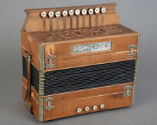 Vintage Crucianelli Accordion ca.1890 - Good Shape and Fully Serviced
