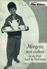 IFB 7952 | MORGENS UM 7 IST DIE WELT NOCH IN ORDNUNG | Gerlinde Locker | Top