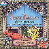 Scheherazade, Fairy Tale, Sadko (Tjeknavorian, Armenian Po), Music