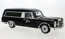 Mercedes Benz 600 Pollmann Leichenwagen / Hearse 1969  1:18 BoS Models  *NEW*