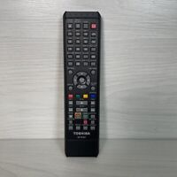 ORIGINAL TOSHIBA SE-R0307 REMOTE CONTROL FOR TOSHIBA D-VR18DT DVD VCR *WORKING*