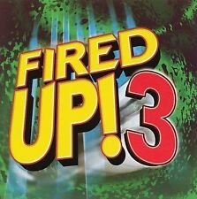 Fired Up Vol. 3 (CD) Beyonce U2 Kelis Kelly Clarkson Osbourne Maroon 5 Lasgo