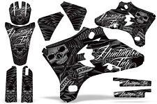 Dirt Bike Graphics Kit Decal Wrap For Yamaha YZ250F YZ450F 2003-2005 HISH SILVER