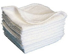 10 LBS NEW COTTON 12''X12'' TERRY SHOP BAR WIPING CLOTHS CLEANING TOWELS SOFTEST