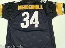 RASHARD MENDENHALL PITTSBURGH STEELERS JERSEY NFL