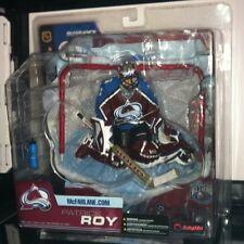 McFarlane NHL Series 6 PATRICK ROY Colorado Avalanche Chase Variant Figure