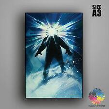 The Thing Framed A3 Poster