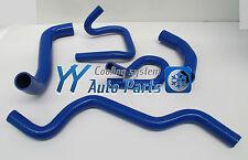 Ford Falcon BA BF XR6 Turbo Silicone Radiator hose kit  Blue